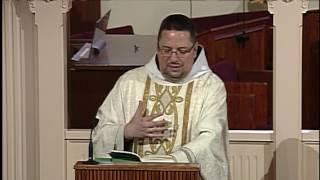 Daily Catholic Mass - 2017-01-24 - Fr. Anthony