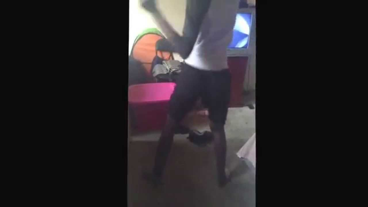 Skinny Black Girl Twerking - Youtube-9479