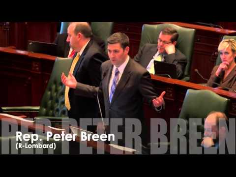Breen Questions Motives Behind Union Arbitration Bill