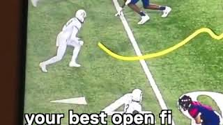 Best open field cross over - #TeachTapes (217)