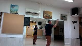 Danse en ligne Danza Gitana sans musique