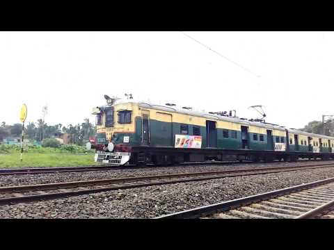 Howrah Bardhaman Main Line Local via Bandel | ER