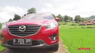 Traveling Autocar Bersama Mazda CX-5
