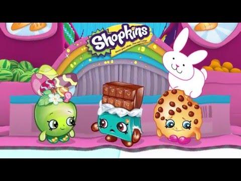Shopkins Cartoon Stitch Up - Episodes 7-12