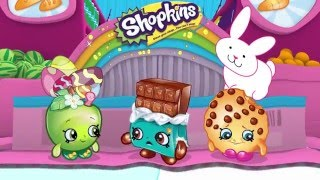 Shopkins Cartoon Stitch Up - Episodes 7-12