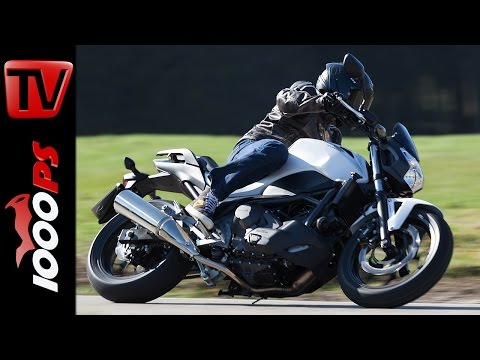 2015 | Honda NC750S Test - DCT Doppelkupplungsgetriebe