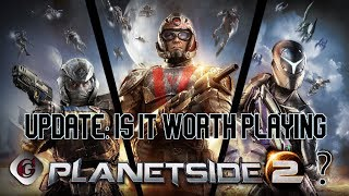 Addendum Review: Is it worth playing Planetside 2?
