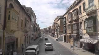 МАЛЬТА: Экскурсия по острову Мальта на русском языке... Malta Island