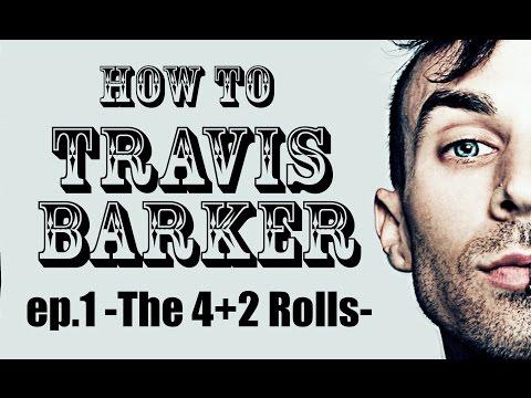 Carlo Amendola - 'How to Travis Barker' ep.1: 'The rolls'