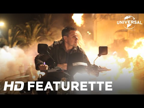 Jason Bourne - Jason Bourne Is Back (Universal Pictures)