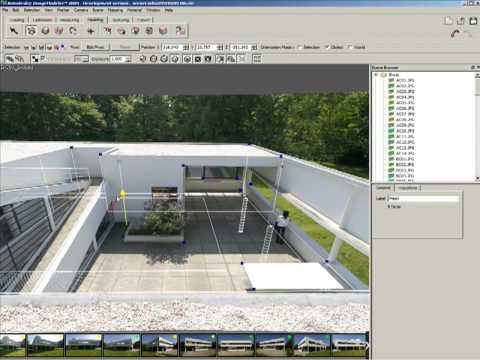 creating a 3d model from photographs with autodesk imagemodeler rh youtube com