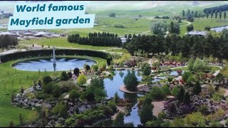 Mayfield Garden Australia One Of The Largest Cool Climate Garden In The World Mayfield Garden Oberon Youtube