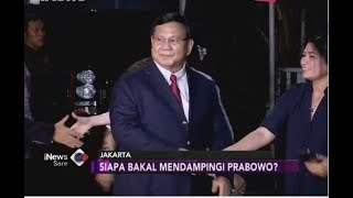 Download Video Siapa Pendamping Prabowo di Pilpres 2019, Kubu Demokrat atau PKS? iNews Sore 23/07 MP3 3GP MP4