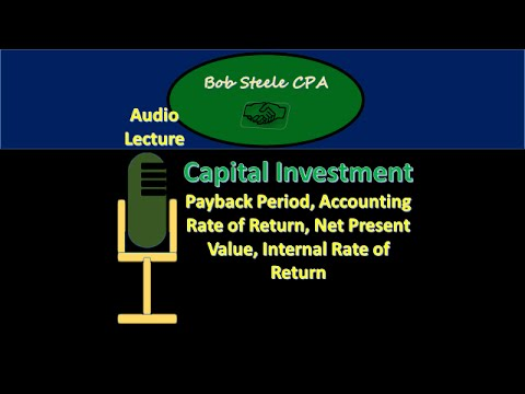 present value accounting
