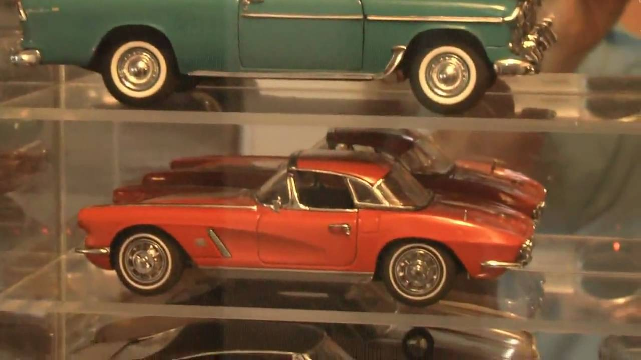 My Friend\'s Old Model Car Collection!! - YouTube