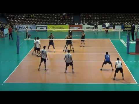 BYNT USA vs Nicuragua Pool Play Match #1 NORCECA CHAMPIONSHIPS 2016
