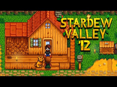STARDEW VALLEY [012] - Hundum zufrieden
