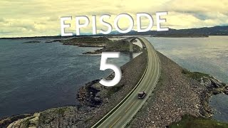 [5] ATLANTIC ROAD | 4K Roadtrip Scandinavia 2016 (Norway)
