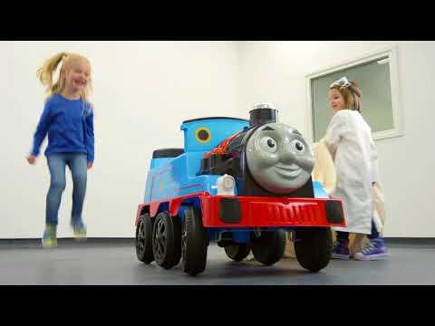 Thomas & Friends™ Thomas 12V Ride On   Thomas & Friends UK