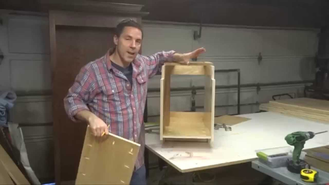 Build Your Own Cupboard