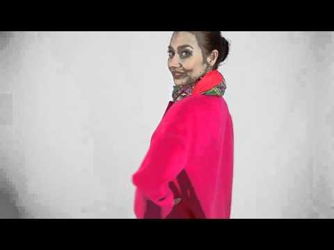Женское пальто Pompa 2016