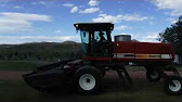 Lot 7 - '05 Hesston 8250 - YouTube