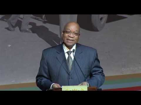 President Jacob Zuma attends 1913 Natives Land Act centenary event