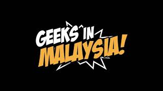 "Geeks In Malaysia Archives: Episode 15 - ""TV With the B"""