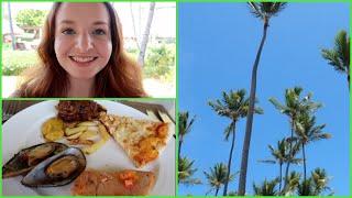 Secrets Royal Beach Punta Cana & Now Larimar Tour, Food, Room Tours & more! Travel Vlog!