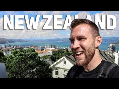 The First New Zealand Vlog