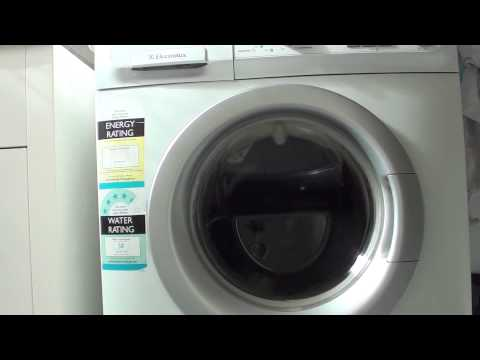 How To Clean An Electrolux Front Loading Washing Machine
