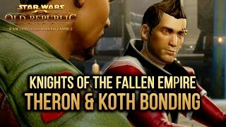 SWTOR Knights of The Fallen Empire - Theron & Koth