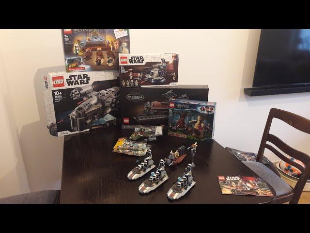 Lego Geburtstags Haul