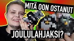 MY WEEKEND | Hankin joululahjat Tori.fistä!