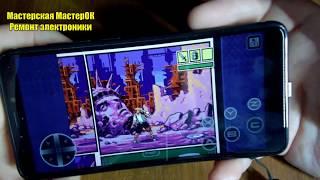 Как играть на смартфоне Android IOS в игры Sega Sony Playstation и Dendy NES