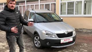 Skoda Roomster Scout 2011 Videos