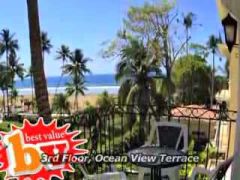 BEST VALUE: Jaco Beach, Ocean View Condo FORECLOSURE Acqua Residences