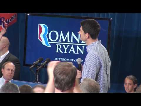 14 August 2012: Paul Ryan Rally, Lakewood, CO