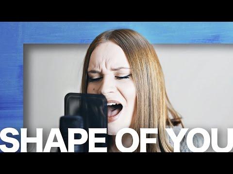 Ed Sheeran - Shape of You - Cover by Sheyla