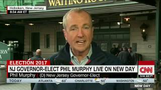 Murphy  My agenda is about economy, not Trump