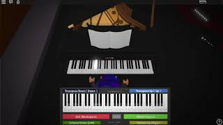 Taylor Swift You Need To Calm Down Roblox Piano