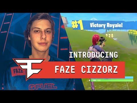 Introducing FaZe Cizzorz