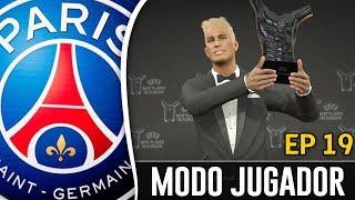 ¡¡MEJOR JUGADOR DE EUROPA!! ¡¡KEVINICIUS Y NEYMAR!! | FIFA 18 Modo Jugador París Saint-Germain #19