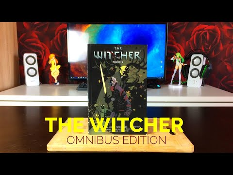 The Witcher Omnibus Edition