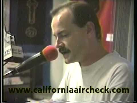 KCLX San Diego Rumble & Thrower 1994 California Aircheck Video
