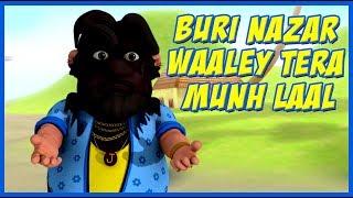 Motu Patlu   Buri Nazar Waaley Tera Munh Laal   Motu Patlu in Hindi