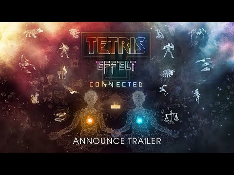 Tetris Effect: Connected Announce Trailer   Xbox Series X, Xbox One, Windows 10 PC