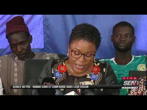 Connivence avec Macky Sall : Les jeunes libéraux accusent Omar Sarr , Amadou Sall et cie
