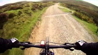 Mountain Biking, Reeth High Moor, Swaledale.
