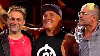 Los Fabulosos Cadillacs - Yo No Me Sentaría En Tu Mesa - Festival de Viña del Mar 2017 - HD 1080p